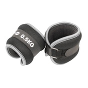 Fitness Mad  Wrist/Ankle Weights - 2 x 0.5kg