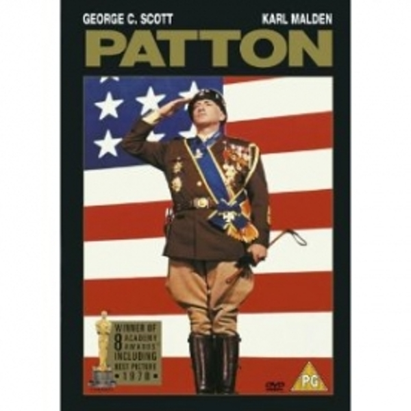 Patton 1970 DVD