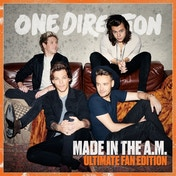 One Direction - Made In The A.M. Ultimate Fan Edition CD