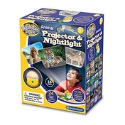 Brainstorm Animal Projector & Nightlight
