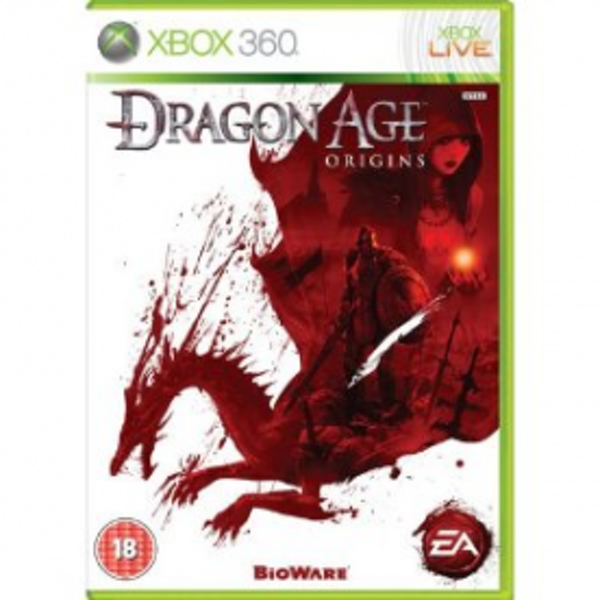 Dragon Age Origins Game Xbox 360