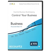 Business Accountz Basic V3 PC Mac & Linux
