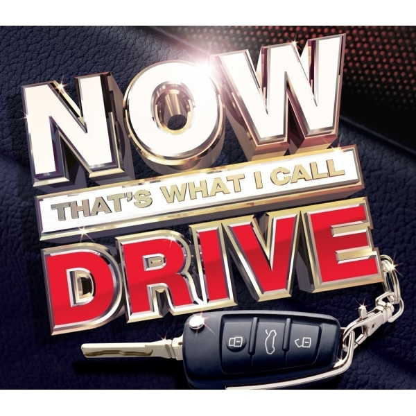 NOW That's What I Call Drive CD
