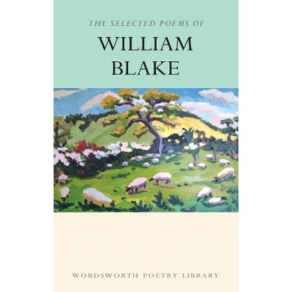 The Selected Poems of William Blake by William Blake (Paperback, 2000)