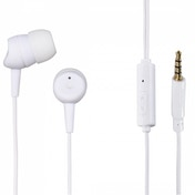 Hama Basic In-Ear Headset, white