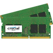 Crucial 16GB Kit (8GBx2) DDR4 2400 MT/s
