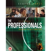 The Professionals  Season 3 DVD
