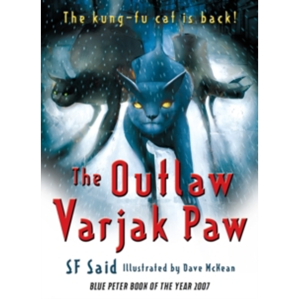 The Outlaw Varjak Paw by S. F. Said (Paperback, 2014)
