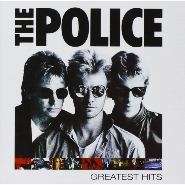 The Police - Greatest Hits CD
