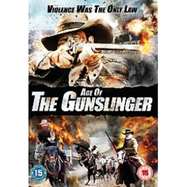 Age Of The Gunslinger DVD