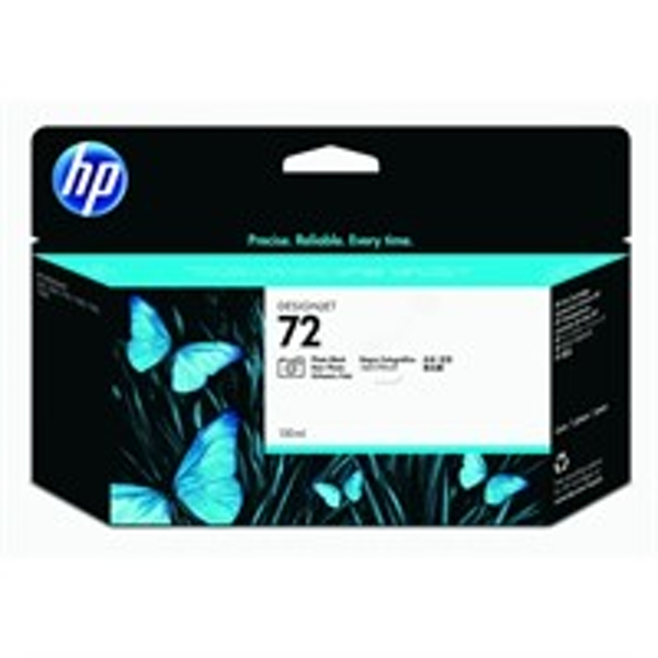 HP C9370A (72) Ink cartridge black, 130ml - Image 1