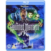 Haunted Mansion Blu-ray