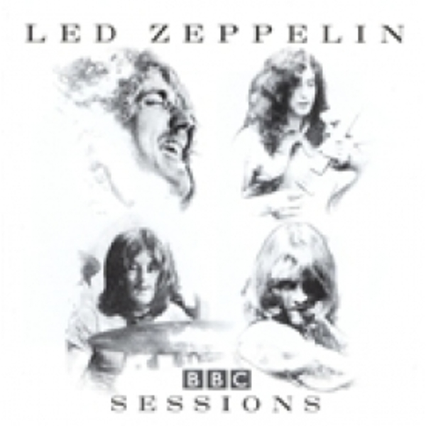 Led Zeppelin The BBC Sessions CD