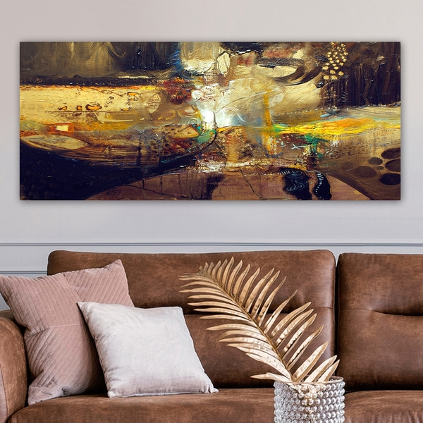 YTY770618758_50120 Multicolor Decorative Canvas Painting