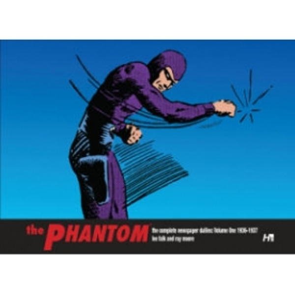 The Phantom the Complete Newspaper Dailies Volume One 1936-1937