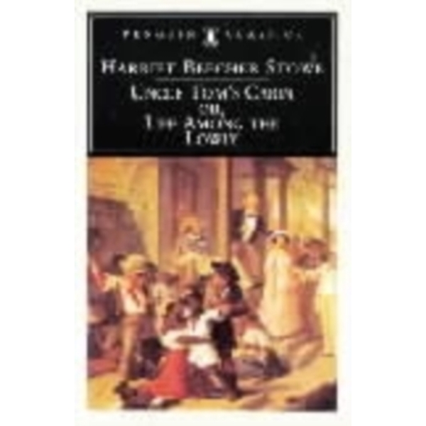 Uncle Tom's Cabin: Or, Life Among the Lowly by Harriet Beecher Stowe (Paperback, 1981)