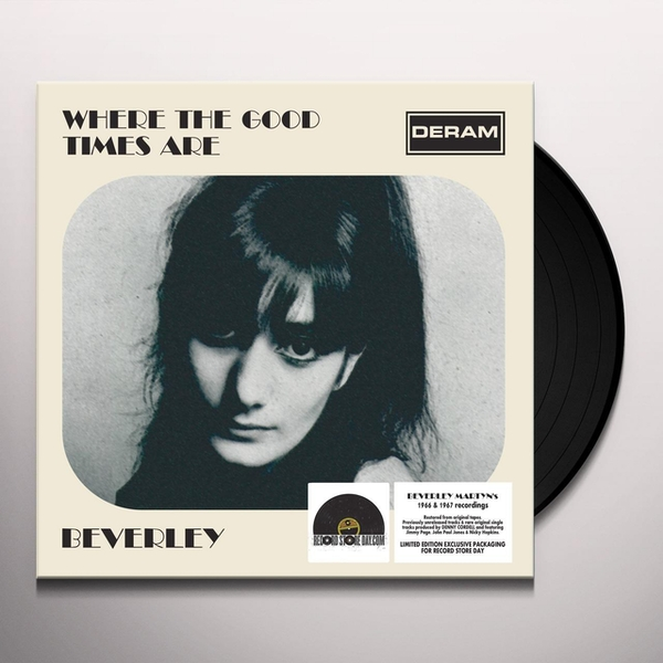Beverley - Where The Good Times Are Vinyl