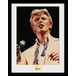 David Bowie Bow Tie Collector Print - Image 2