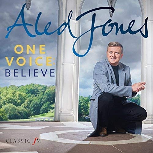 Aled Jones - One Voice: Believe CD