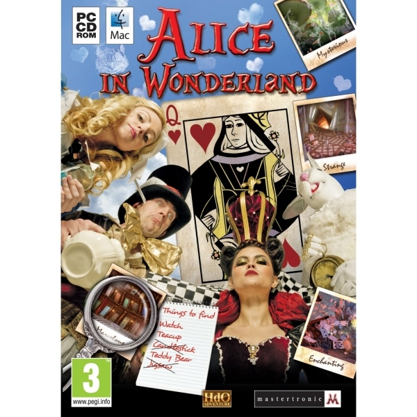 Alice In Wonderland Game PC