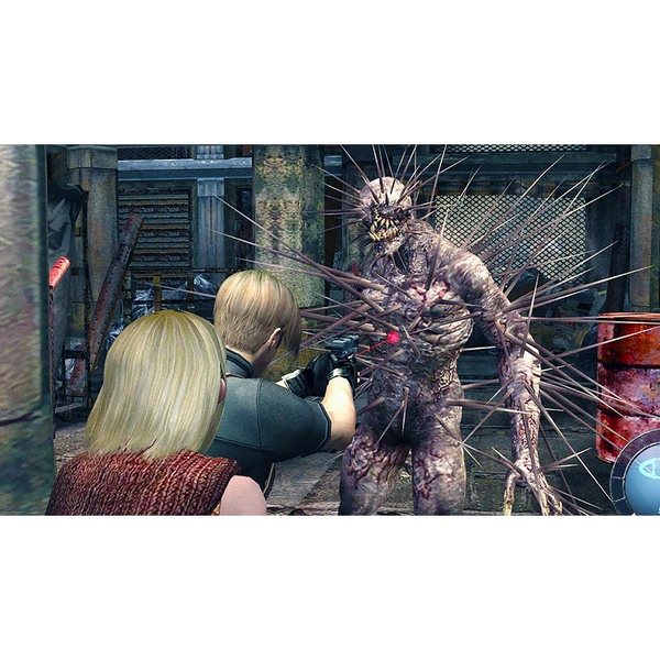 Resident Evil 4 PS4 Game - Image 4