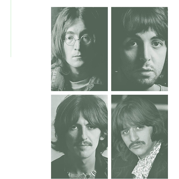 The Beatles (White Album) 4LP Vinyl