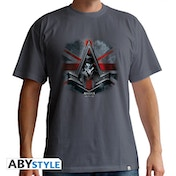Assassin's Creed - Jacob Un. Jack Men's XX-Large T-Shirt - Grey