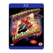 Last Action Hero Blu-ray
