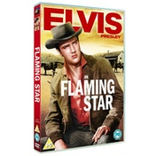 Flaming Star DVD