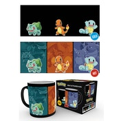 Pokemon Evolve Heat Change Mug