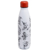 Asterix Reusable Stainless Steel Hot & Cold Thermal Insulated Drinks Bottle 500ml