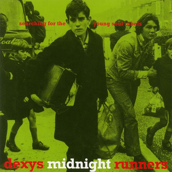 Dexys Midnight Runners - Searching For The Young Soul Rebels Red Vinyl