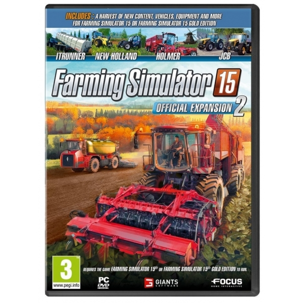 Farming Simulator 15 Expansion 2 PC Game