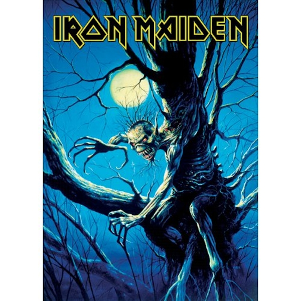 Iron Maiden - Fear of the Dark Postcard