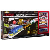 Power Train - Train World Deluxe Set