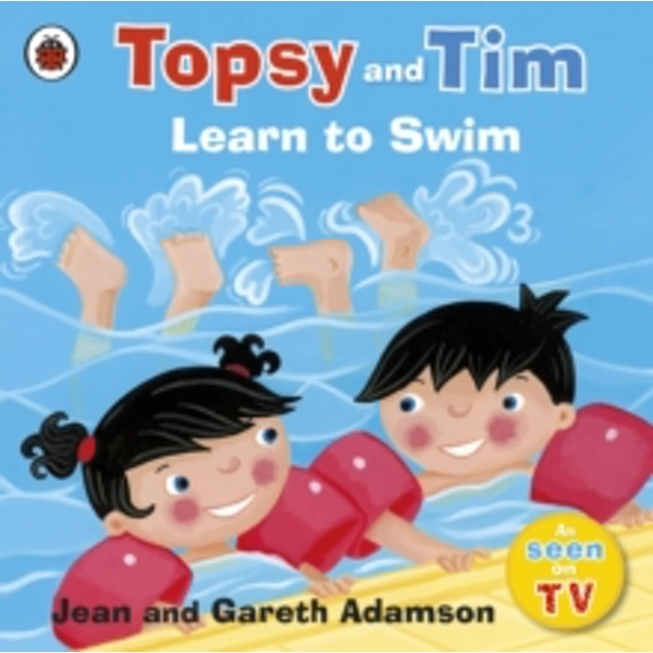 Topsy and Tim: Learn to Swim by Jean Adamson (Paperback, 2009)