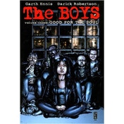 The Boys  Volume 3: Good For The Soul
