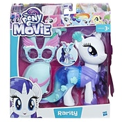 My Little Pony - Snap On Fashion 6'' Rarity