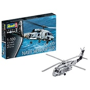 SH-60 Navy Helicopter 1:100 Revell Model Kit