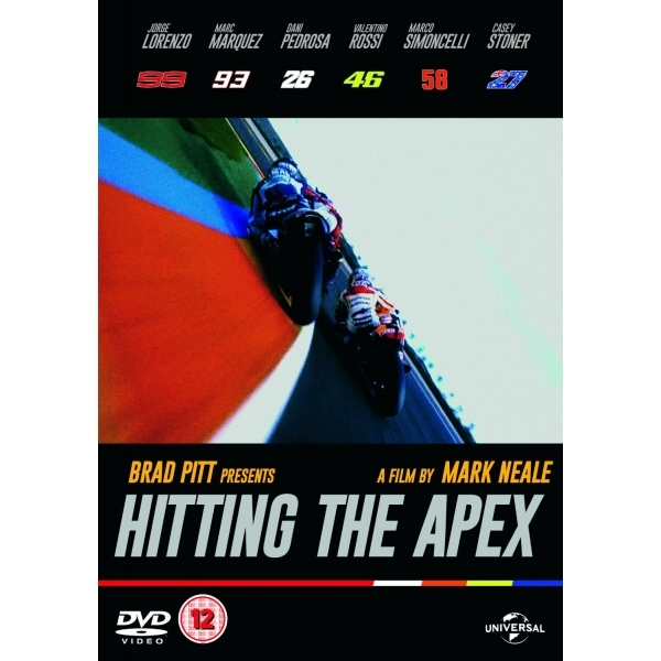 Hitting The Apex 2013 DVD