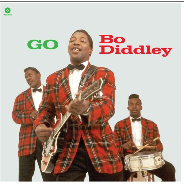 Bo Diddley - Go Bo Diddley 2012 Vinyl