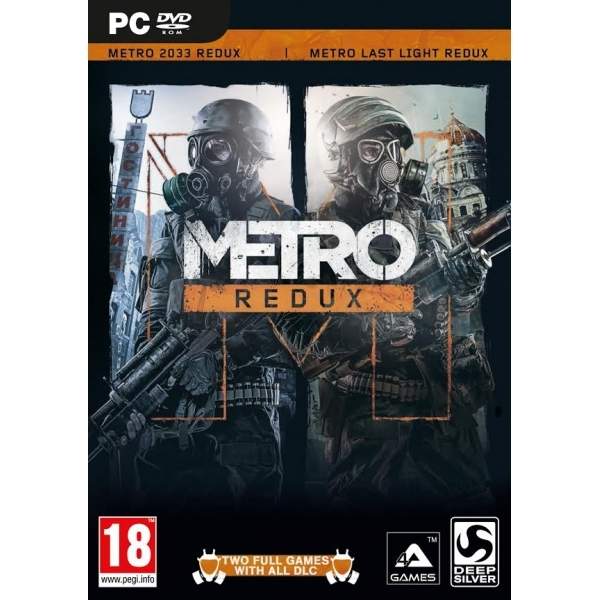Metro Redux PC Game