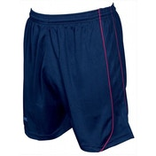 Precision Mestalla Shorts 22-24 inch Navy/Red