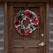 Frosted Christmas Wreath | Pukkr - Image 4
