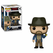 Hopper With Flashlight (Stranger Things) Funko Pop! Vinyl Figure