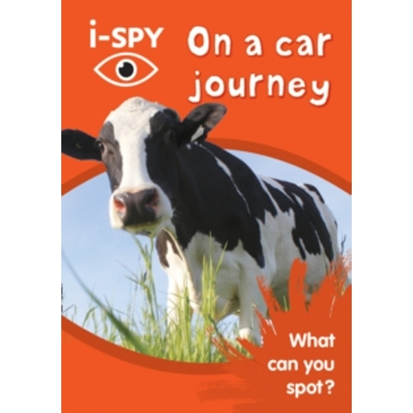 i-SPY on a Car Journey : What Can You Spot?