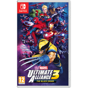 Marvel Ultimate Alliance 3 Black Order Nintendo Switch Game