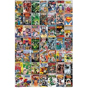 DC Comics Comic Covers Maxi Poster