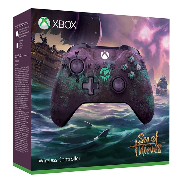 Sea of Thieves Limited Edition Wireless Xbox One Controller - Image 2
