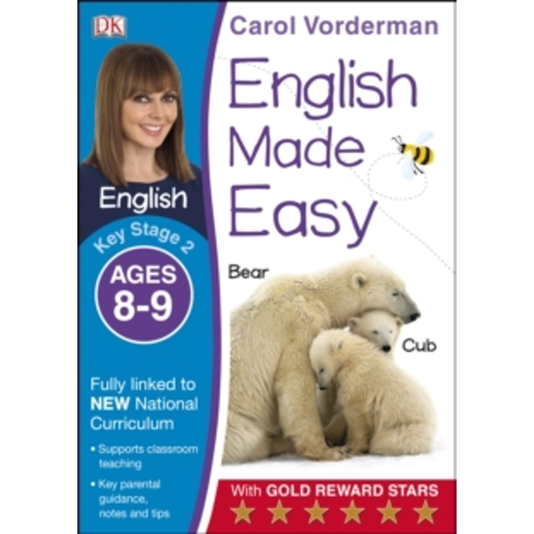 English Made Easy Ages 8-9 Key Stage 2 by Carol Vorderman (Paperback, 2014)